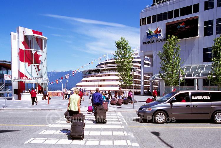 Cruise Ship Shuttle Vancouver | Cruise Ship Transfer Vancouver | Cruise Transfer Vancouver