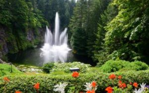 Butchart Garden Tour Victoria | Private Tour