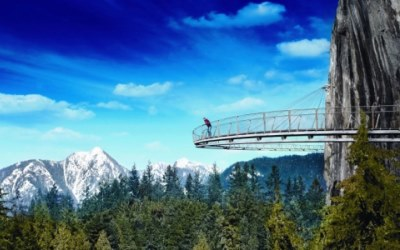 Capilano Suspension Bridge Vancouver | Private Tour Vanocouver
