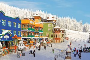vancouver to silverstar transfer