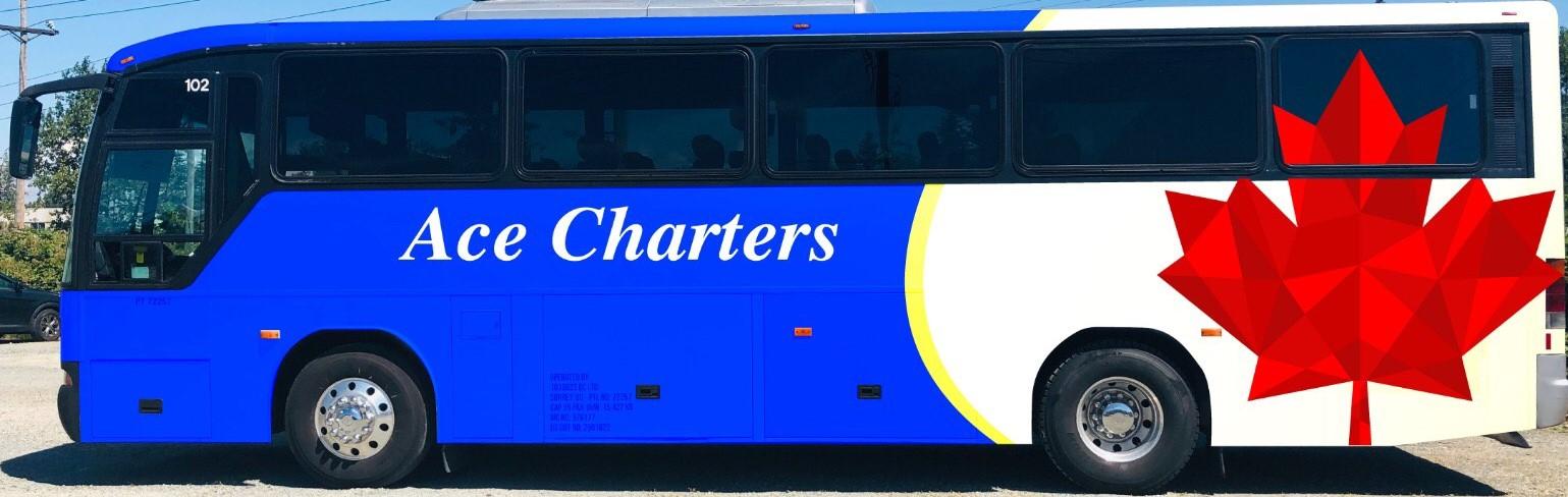 Charters bus service Vancouver